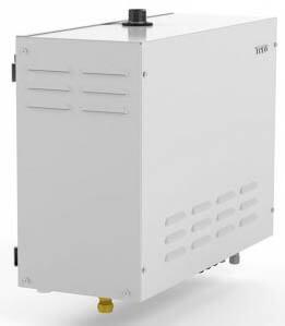 Tylo Steam Home (3/6/9 кВт) новая модель парогенератора 2017 г. для турецкой бани