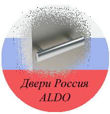 Дверь для хамама российского производителя Алдо