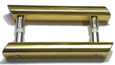 Золотая дверь для хамама