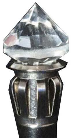Рассеиватель в виде кристалла для хамама
