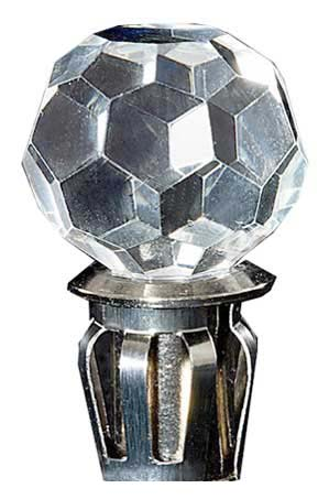 Хрустальная насадка кристалл для звездного неба в хамам
