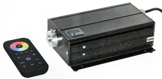 Светодиодный проектор для звездного неба с эффектом мерцания и сменой цвета